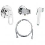 [product_id], Комплект для гигиенического душа Grohe BauLoop 124896 (скрытое подключение), , 7 260 руб., Grohe BauLoop, Grohe, Комплекты смесителей для ванной комнаты