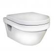 Унитаз подвесной Gustavsberg Hygienic Flush WWC 5G84HR01 (безободковый)