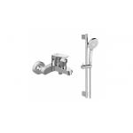[product_id], Комплект смесителей для ванной комнаты Ideal Standart Ceraflex B0060AA (хром глянец), , 8 650 руб., Ceraflex B0060AA, Ideal Standard, Комплекты смесителей для ванной комнаты