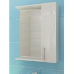 [product_id], Зеркало Vigo Atlantic 1-600 60 см шкафчик справа (с подсветкой), , 3 750 руб., Atlantic 1-600 60 см, Vigo, Зеркала