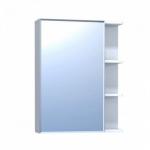 [product_id], Зеркальный шкаф Vigo Atlantic 6-550 55 см левый, , 3 190 руб., Atlantic 6-550 55 см левый, Vigo, Зеркала