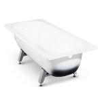 [product_id], Ванна стальная ВИЗ, ANTIKA 150х70, с рантом, с ножками, , 4 490 руб., ANTIKA 150х70, с рантом, с ножками, Виз, Стальные ванны