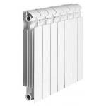[product_id], Радиатор Global ISEO 500 6 секций алюминиевый, , 3 450 руб., ISEO 500, Global, Радиаторы отопления