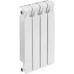 [product_id], Радиатор RIFAR Base 500 4 секции биметаллический, , 3 010 руб., Base 500, Rifar, Радиаторы отопления