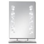 [product_id], Зеркало Nautico Crocus YJ - 1033НА, , 4 060 руб., Nautico, Nautico, Зеркала