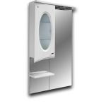 [product_id], Зеркало Норта-Аква Керса 06, 5982, 5 740 руб., Керса 06, Норта-аква, Зеркала