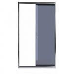 [product_id], Дверь для душа River Bering 140 TH 140х185 (тонированное стекло), , 12 830 руб., River Bering 140 TH, River, Двери для душа