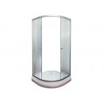 [product_id], Душевой уголок River Don Light 80/15 MT 80х80 (матовое стекло, низкий поддон), 7374, 10 450 руб., River Don Light 80/15 MT, River, Душевые уголки