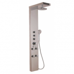 [product_id], Гидромассажная душевая панель River Lux 50-2, , 18 430 руб., River Lux 50-2, River, Душевые панели