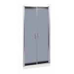 [product_id], Дверь для душа River Suez 110 ТН 110х185 (тонированное стекло), , 11 660 руб., River Suez 110 ТН, River, Двери для душа