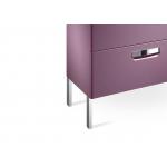 [product_id], Комплект ножек Roca Gap 816405001 (2 шт.), , 5 050 руб., Roca Gap, Roca, Комплектующие к мебели