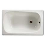 [product_id], Стальная ванна Roca Contessa 100х70 212107001 (7212107001), 198, 6 310 руб., Roca Contessa 100х70 212107001, Roca, Стальные ванны