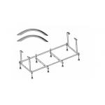 [product_id], Монтажный комплект Roca BeCool ZRU9302853 170х80, , 6 120 руб., Roca, Roca, Акриловые ванны