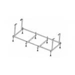 [product_id], Монтажный комплект Roca Easy ZRU9302900 170х75, , 4 829 руб., Roca, Roca, Акриловые ванны