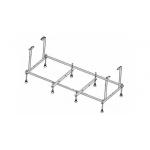 [product_id], Монтажный комплект Roca Uno ZRU9302875 160х75, , 5 102 руб., Roca, Roca, Акриловые ванны