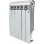 [product_id], Радиатор алюминиевый Royal Thermo Indigo 500 6 секций, indigo-500-6-sektsiy, 3 483 руб., Indigo, Royal Thermo, Отопление и водоснабжение