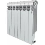 [product_id], Радиатор алюминиевый Royal Thermo Indigo 500 8 секций, indigo-500-8-sektsiy, 4 644 руб., Indigo, Royal Thermo, Отопление и водоснабжение