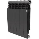 [product_id], Радиатор Royal Thermo BiLiner Noir Sable 500 6 секций, черный, biliner-500-6-sektsiy-chernyy, 4 266 руб., BiLiner Noir Sable, Royal Thermo, Отопление и водоснабжение