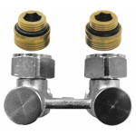 [product_id], Узел подключения Rifar ГЕРЦ-3000 угловой G 3/4, gerts-3000-uglovoy-g-3-4-s-sharovym-kranom, 1 250 руб., ГЕРЦ, Rifar, Комплектующие для радиаторов