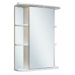 [product_id], Зеркало Руно Гиро 55 (белое), , 4 110 руб., Гиро 55, Runo, Зеркала