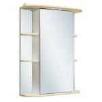 [product_id], Зеркало Руно Гиро 55 (бежевое), , 4 200 руб., Гиро 55, Runo, Зеркала