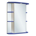[product_id], Зеркало Руно Гиро 55 (синее), , 4 200 руб., Гиро 55, Runo, Зеркала