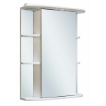 [product_id], Зеркало Руно Гиро 60 (белое), , 4 270 руб., Гиро 60, Runo, Зеркала