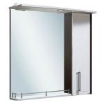 [product_id], Зеркало Руно Гранада 75 (венге-белое), , 6 230 руб., Гранада 75, Runo, Зеркала