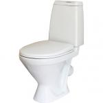 [product_id], Унитаз напольный Sanita Кама Эконом (полипропиленовое сиденье), , 2 990 руб., Sanita Кама, Sanita, Унитазы