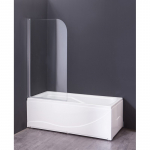 [product_id], Шторка для ванны Grossman GR-100, , 4 800 руб., Grossman GR-100, Grossman, Шторки для ванн