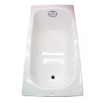 [product_id], Чугунная ванна Aqualux ZYA 8-1 130х70, , 11 660 руб., Aqualux, Aqualux, Чугунные ванны
