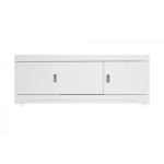 [product_id], Экран для ванны раздвижной Style Line Карла 1500 белый глянец, , 3 405 руб., Карла 1500, Style Line, Экраны под ванну