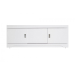 [product_id], Экран для ванны раздвижной Style Line Карла 1800 белый глянец, , 3 825 руб., Карла 1800, Style Line, Экраны под ванну