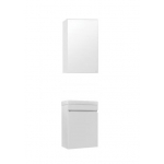 [product_id], Комплект мебели Style Line Compact 40 Люкс белый, ЛС-00000114/ЛС-00000248, 7 902 руб., Compact 40 Люкс, Style Line, Комплекты