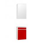 [product_id], Комплект мебели Style Line Compact 40 Люкс красный, ЛС-00000114/СС-00000418, 7 902 руб., Compact 40 Люкс, Style Line, Комплекты