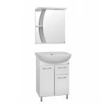 [product_id], Комплект мебели Style Line Эко Стандарт №11 61 белый, ЛС-00000122/ЛС-00000101, 10 269 руб., Эко Стандарт №11 61, Style Line, Комплекты