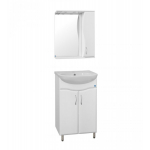[product_id], Комплект мебели Style Line Эко Волна №9 60 белый, ЛС-00000100, 9 934 руб., Эко Волна №9 60, Style Line, Комплекты