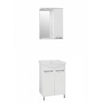 [product_id], Комплект мебели Style Line Жасмин 60 белый, ЛС-00000040/ЛС-00000034, 10 311 руб., Жасмин 60, Style Line, Комплекты