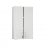 [product_id], Подвесной шкаф Style Line Эко Стандарт 48 белый, ЛС-00000196, 3 167 руб., Эко Стандарт 48, Style Line, Шкафы навесные