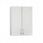 [product_id], Подвесной шкаф Style Line Эко Стандарт 60 белый, ЛС-00000169, 3 433 руб., Эко Стандарт 60, Style Line, Шкафы навесные
