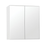 [product_id], Зеркальный шкаф Style Line Амарант 60 белый, ЛС-00000351, 3 720 руб., Амарант 60, Style Line, Зеркала