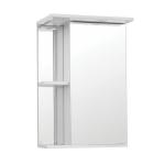 [product_id], Зеркальный шкаф Style Line Эко Стандарт Николь 45/С белый, ЛС-00000115, 3 861 руб., Эко Стандарт Николь 45/С, Style Line, Зеркала