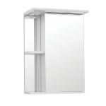 [product_id], Зеркальный шкаф Style Line Эко Стандарт Николь 50/С белый, ЛС-00000116, 4 046 руб., Эко Стандарт Николь 50/С, Style Line, Зеркала