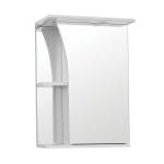 [product_id], Зеркальный шкаф Style Line Эко Стандарт Виола 50/С белый, ЛС-00000117, 4 046 руб., Эко Стандарт Виола 50/С, Style Line, Зеркала