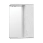 [product_id], Зеркало-шкаф Style Line Эко Фьюжн Панда 55/С белый, ЛС-00000077, 4 250 руб., Эко Фьюжн Панда 55/С, Style Line, Зеркала