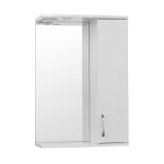 [product_id], Зеркало-шкаф Style Line Эко Стандарт Панда 55/С белый, ЛС-00000118, 4 046 руб., Эко Стандарт Панда 55/С, Style Line, Зеркала
