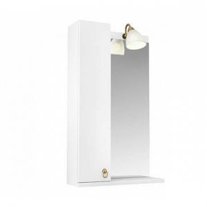 Зеркальный шкаф Triton Реймс 50 (L)