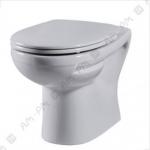 [product_id], Унитаз приставной Am - Pm Bourgeois C651438WH, 8744, 13 140 руб., Am - Pm Bourgeois, Am - Pm, Приставные