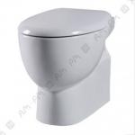 [product_id], Унитаз приставной Am - Pm Tender C451438WHI (микролифт), 8767, 16 790 руб., Am - Pm Tender, Am - Pm, Приставные