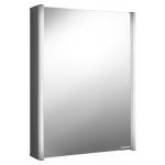 [product_id], Зеркало-шкаф Vado Reflection LUM-550 55 см., , 29 410 руб., Vado Reflection LUM-550, Vado, Мебель для ванной комнаты